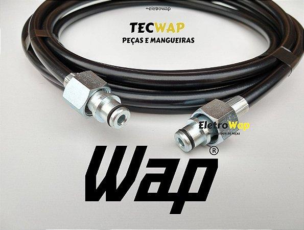 05 Metros Mangueira Para Wap Excellent,Wap Super - Wap Bravo Ótima Durabilidade