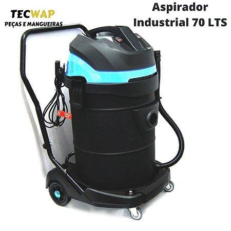 Aspirador Industrial Maxturbo 2800W 70 Litos