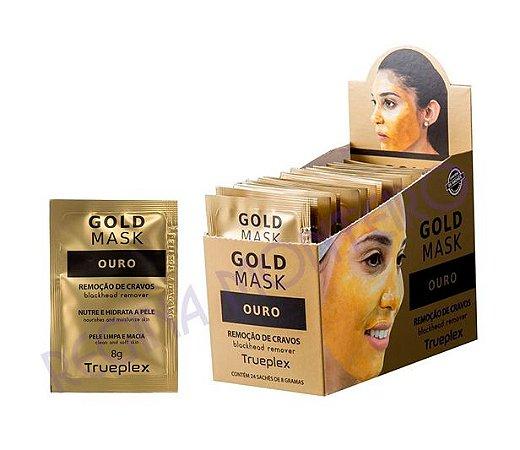 Mascara para Remoção de Cravos - Dourada