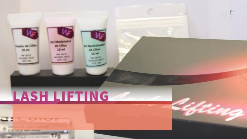 Kit de Lash Lifting