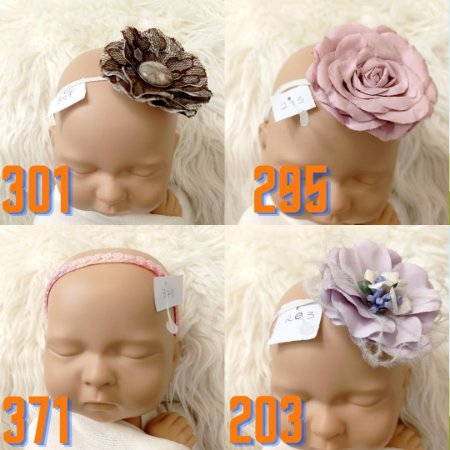Headbands (05)- Desapega