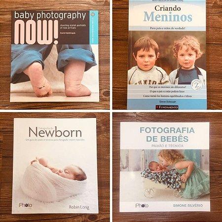 Livros para Fotógrafas (os)