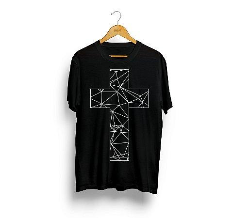 Camiseta Cruz - Masculina