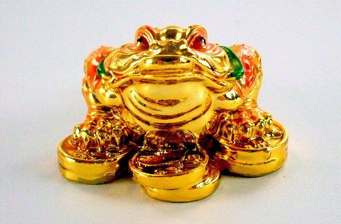 Sapo Dourado (3,5cm)