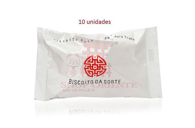 Biscoito da Sorte 10 unidades