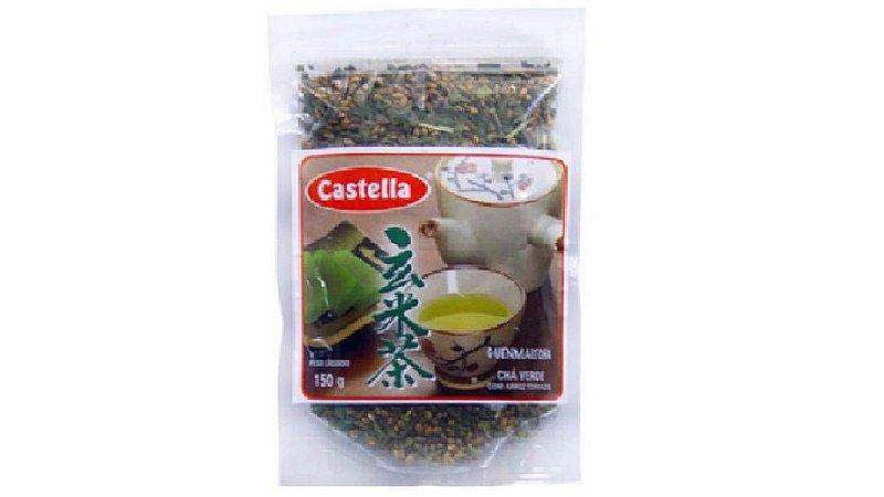Guenmaicha - Chá Verde com Arroz Torrado (150g) - Castella