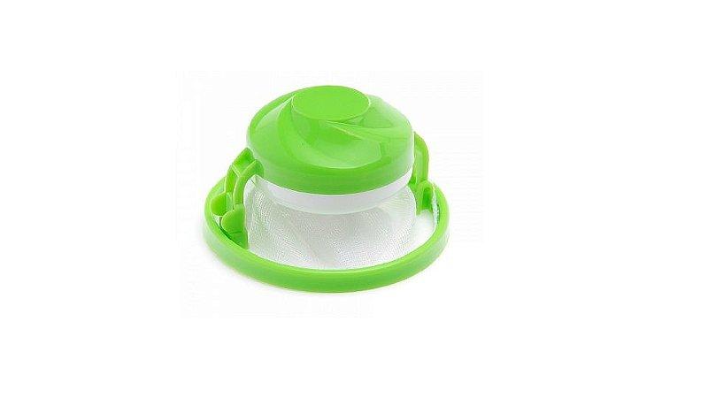 Filtro Plástico para Máquina de Lavar Roupa