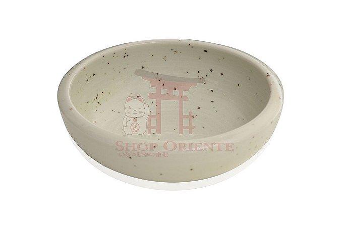 Tigela Kukurite de Cerâmica - Branco