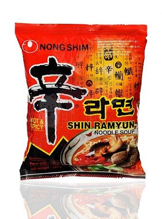 Macarrão Instantâneo Shin Lamen - NongShim 100 g