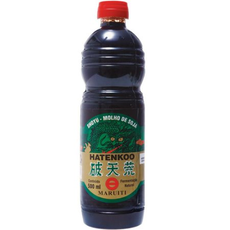 Molho de Soja (Shoyu) Hatenkoo 1000 ml