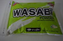 Wasabi (Raiz Forte) em Pó - Globo 1000 g