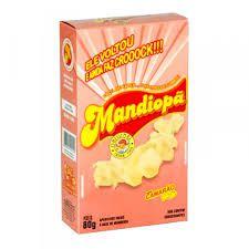 Mandiopã (Aperitivo de Mandioca) sabor Camarão 80 g