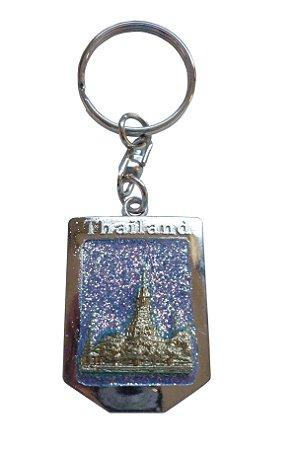 Chaveiro Thailand - Azul