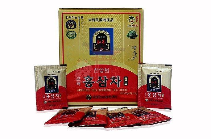 Chá de Ginseng Vermelho Coreano 150 g