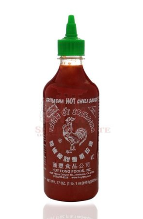 Molho de Pimenta Tailandês Sriracha Hot Chili Sauce 435 ml
