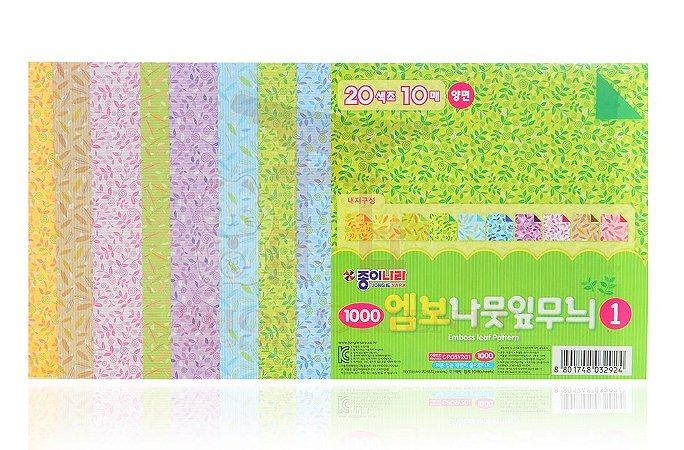 Papel de Origami 15 x 15 - 10 folhas (CP05Y201)