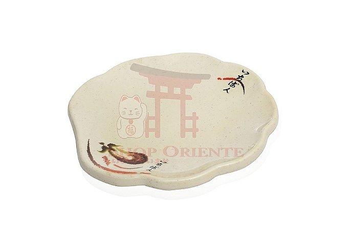 Prato Cerejeira para Sushi 35N