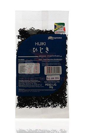 Alga Marinha Hijiki - Fujiyama 30 g