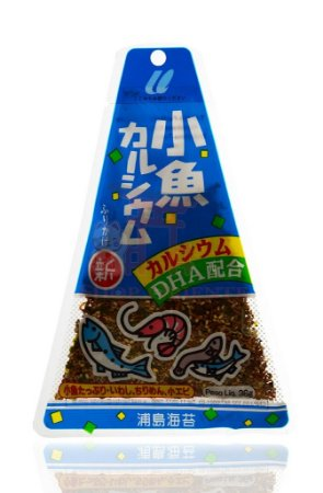 Furikake (Tempero para Arroz) sabor Peixe - Urashima 36 g