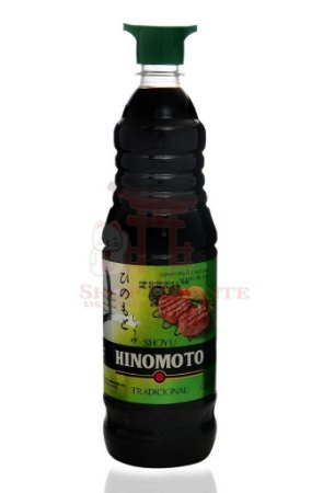 Molho de Soja (Shoyu) Tradicional - Hinomoto 1000 ml