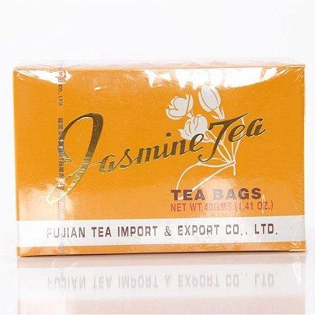 Chá de Jasmin 20 sachês - Fujian