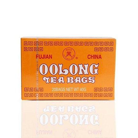 Chá Oolong com 20 sachês - Fujian 40 g