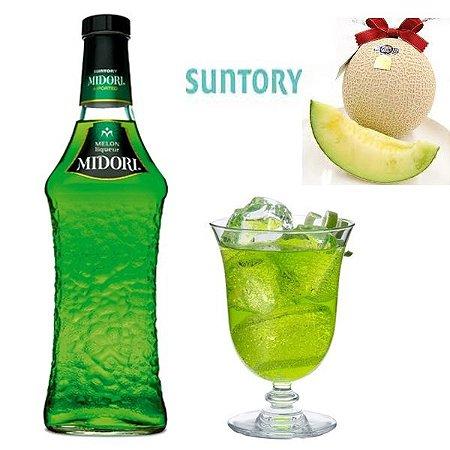 Licor de Melão (Midori) - Suntory 750 ml