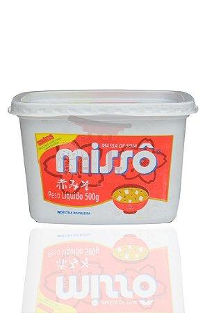 Missô (Massa de Soja) Aka Missô - Sakura 500 g