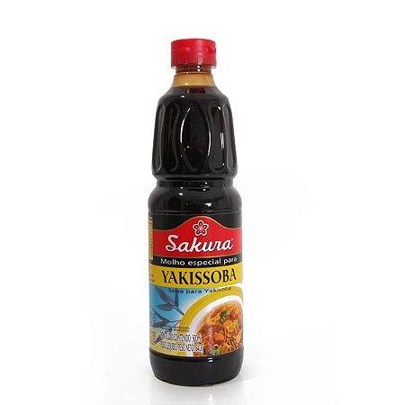 Molho Yakissoba - Sakura 500 ml