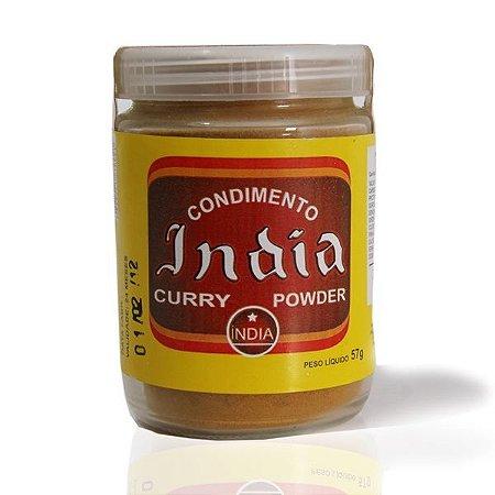 Condimento Curry em Pó - India Curry Powder 57 g