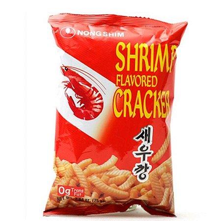 Salgadinho sabor Camarão 75 g - Nong Shim