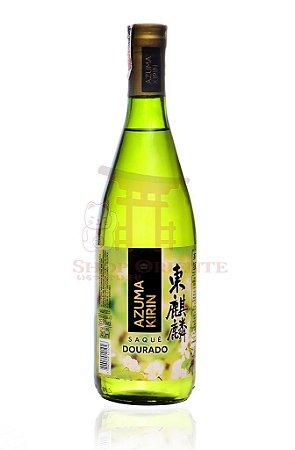 Saquê Azuma Kirin Dourado Seco - 740 ml