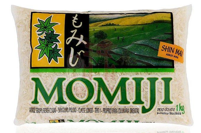 Arroz Japonês Tipo 1 - Momiji 1 kg