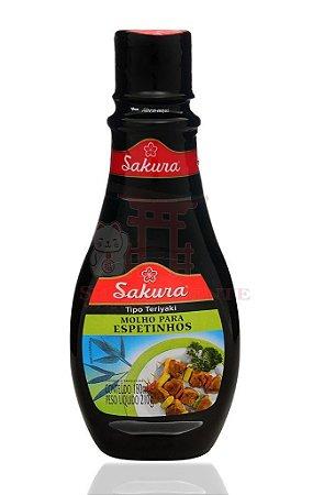 Molho para Espetinhos Tipo Teriyaki - Sakura 180 ml