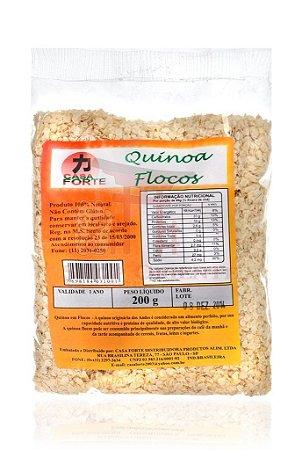 Quinoa Flocos - Casa Forte 200 g