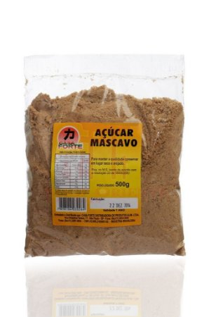Açúcar Mascavo - Casa Forte 500 g