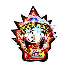 Bala que estala (Popping Candy) sabor Coca Cola - 20 sachês x 1,5 g