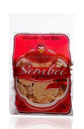 Biscoito Sembei Tradicional 50 g
