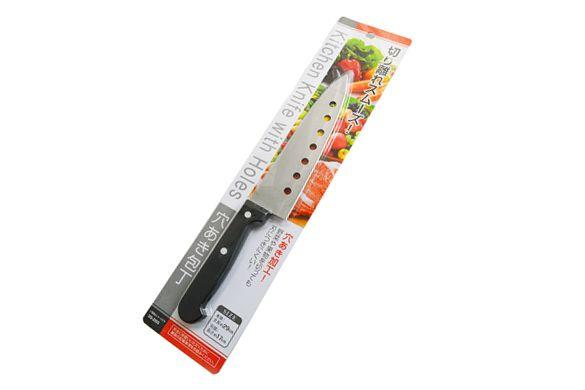 Faca para Uso Geral com Furos 17 cm - SeiwaPro
