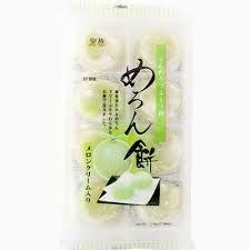 Moti (Bolinho de Arroz Japonês) com Creme de Melão - Royal Family 216 g