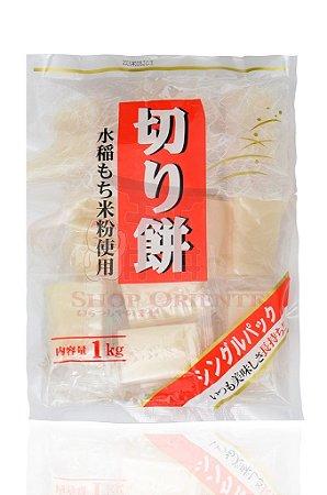 Moti (Bolinho de Arroz Japonês) Kiri Mochi 1 kg