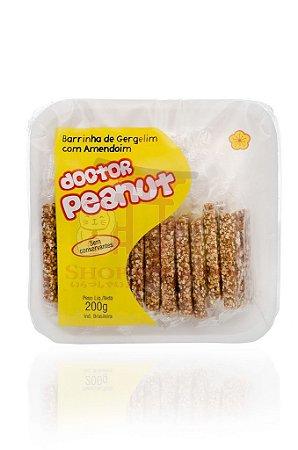 Barrinha de Gergelim com Amendoim (Doctor Peanut) 200 g