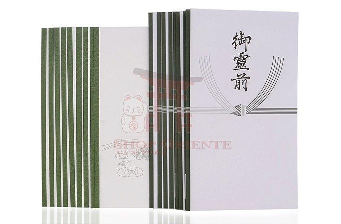 Envelope para Condolências (Goreizen) - 10 unidades