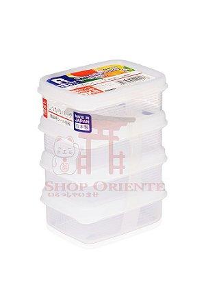 Pote Shikkari Pack - 4 unidades de 100 ml