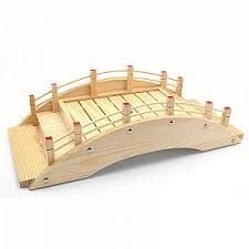 Ponte de Madeira para Sushi 60 cm
