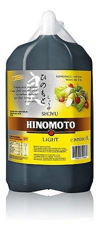 Molho de Soja (Shoyu) Light - Hinomoto 5 litros