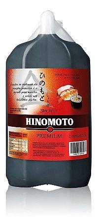 Molho de Soja (Shoyu) Premium - Hinomoto 5 litros