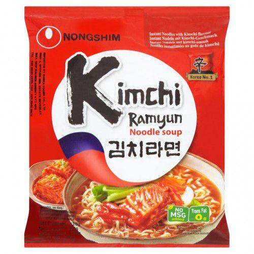 Macarrão Instantâneo sabor Super Apimentado - NongShim 100 g