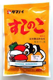Tempero para Arroz de Sushi (Sushi no Ko) - Tamanoi 75 g