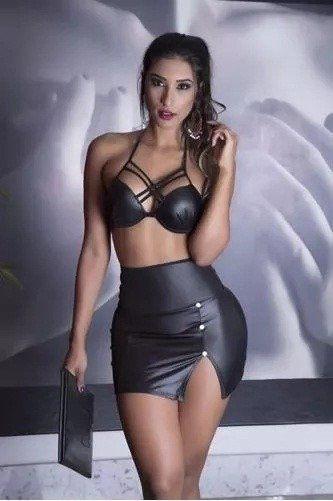 Fantasia Garota Veneno - Secretária Sexy